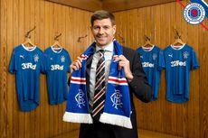 Resmi, Steven Gerrard Jadi Pelatih Klub Legendaris Skotlandia