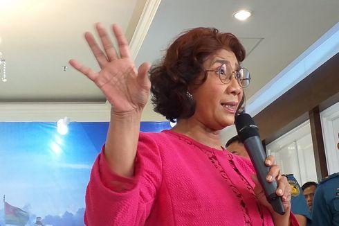 Menteri Susi: Isu Pangan dan Energi Akan Jadi Konflik di Mana-mana