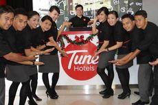 Rayakan Tahun Baru, Tune Hotels Buka di  Bekasi dan Davao