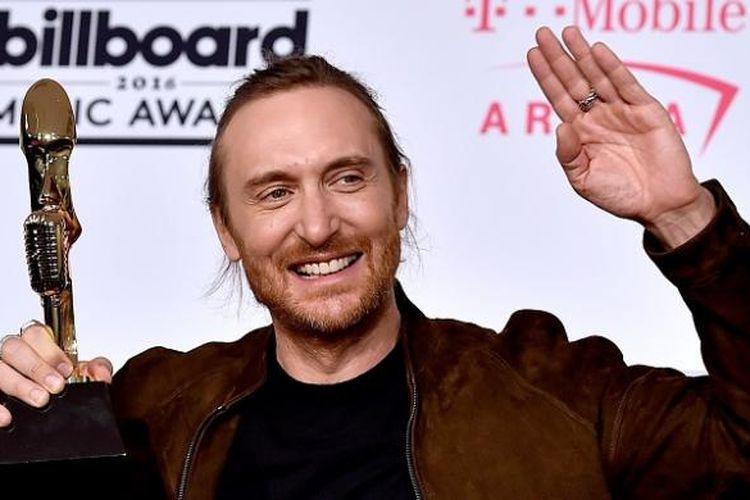 DJ dan produser musik asal Perancis, David Guetta, akan memeriahkan acara seremoni pembukaan Piala Eropa 2016.