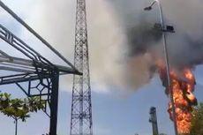 Kebakaran di CPP Gundih Blora Padam dalam Satu Jam