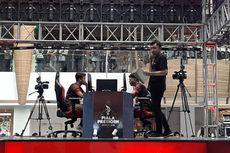 Asa Ani dan Jansen di Grand Final Piala Presiden Esports 2020