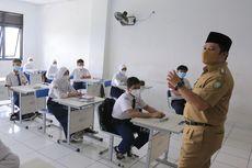SMP yang Gelar PTM Taat Prokes, Dindik Kota Tangerang Hanya Temukan Orangtua Siswa Kerap Ngobrol
