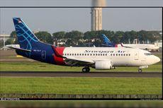 Sriwijaya Air SJ 182 Hilang Kontak Pukul 14.55, Basarnas : Lokasinya 11 Mil dari Bandara Soetta