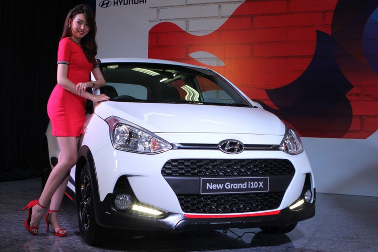 Hyundai Indonesia perkenalkan penyegaran i10 dalam varian GLX dan X