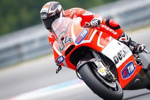 GP Inggris, Balapan Ke-100 Andrea Dovizioso