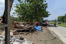 2 Rumah dan Satu Menara BTS di Grobogan Ambruk Diterjang Angin Kencang
