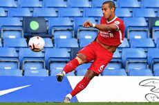 Liverpool Vs Arsenal, Komentar Klopp soal Potensi Thiago Jadi Starter