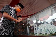 Ganjar Yakin Masjid Agung Purwokerto Bakal Jadi