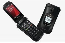 Inilah Kyocera DuraXV, Ponsel Lipat yang Bisa Dicuci dengan Sabun