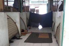 Kios Kosong Blok G Jadi Tempat Tidur Preman dan Operasi PSK
