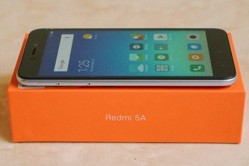Xiaomi Redmi 5A Laku 10 Juta Unit dalam 9 Bulan