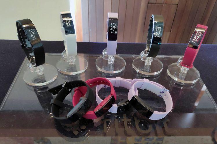 Gelang fitness Fitbit Inspire HR