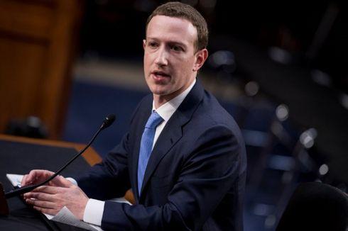 Donald Trump Sebut Pendiri Facebook Akan Jadi Calon Presiden AS