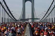 Lazimnya, 55.000 Peserta Ikut Marathon New York, Sekarang...