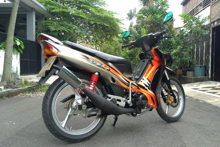Mengenal Yamaha F1ZR, Bebek 2-tak Nostalgia 90an