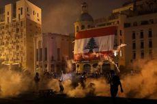 Karut-marut Beirut: Usai Dihantam Ledakan, Kini Diserbu Ribuan Demonstran