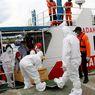 Punya Riwayat Demam dan Batuk, Jenazah ABK Berbendera Malta Dievakuasi Basarnas Ber-APD di Aceh