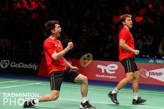 Rekor Pertemuan Indonesia Vs China di Final Piala Thomas