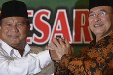 ICW: Suryadharma di Koalisi, Prabowo Dinilai Membela Tersangka Korupsi
