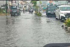 Kota Dumai Dilanda Banjir Rob
