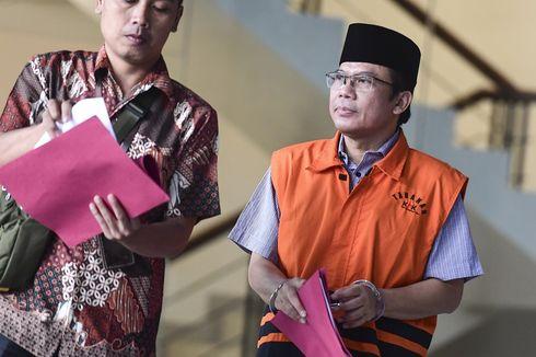 Khawatir Pengaruhi Saksi, KPK Tolak Pemindahan Penahanan Wakil Ketua DPR Taufik Kurniawan