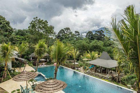 6 Vila di Puncak Bernuansa Bali, Harga Mulai Rp 600.000