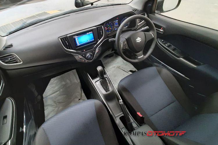 Suzuki Baleno facelift resmi meluncur di Indonesia