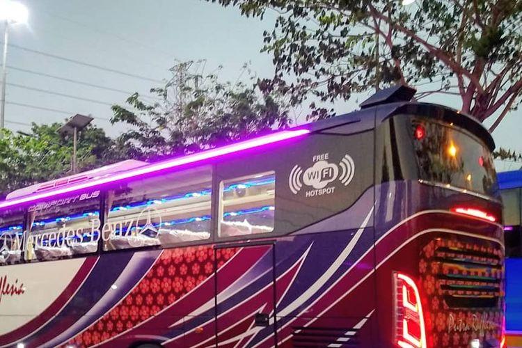Cerobong Bus