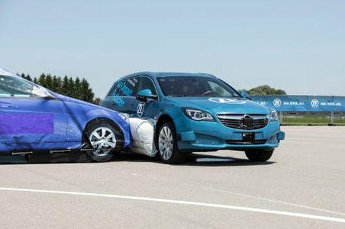 Teknologi Baru, Kantung Udara Berada di Luar Mobil