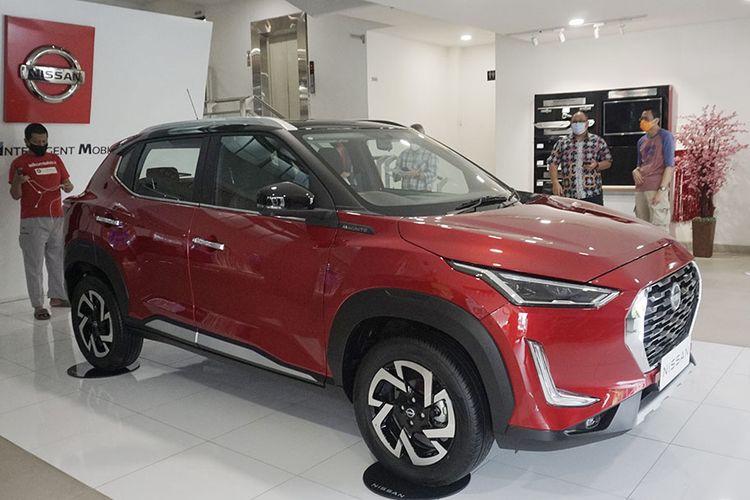Nissan Magnite sudah ditawarkan di diler Nissan. DIperkenalkan resmi Januari 2021 mendatang