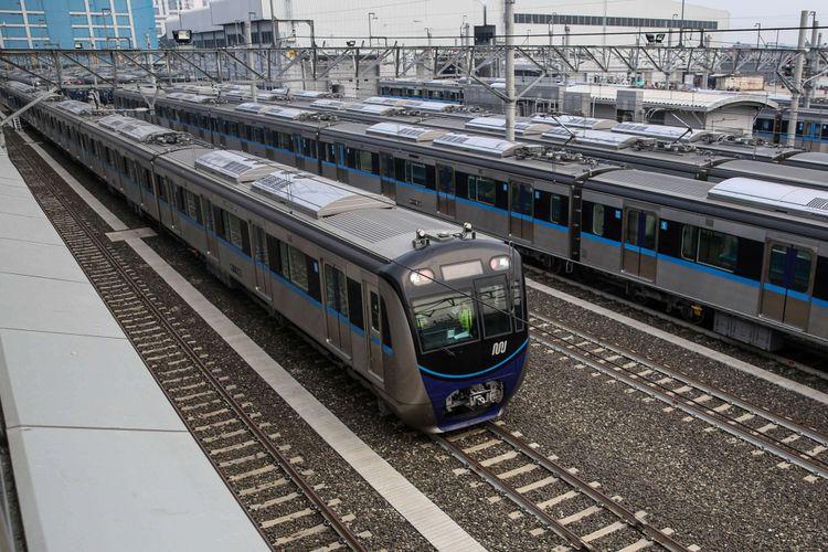 Kehadiran MRT, Transportasi Berbasis Teknologi Mutakhir
