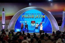 Debat Pilkada Jatim; Proteksi untuk Petani, Bela UMKM hingga Diskusi soal