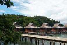 Datang ke Festival Teluk Jailolo, Jangan Lupa Jelajahi Indahnya Pantai Tanjung Rappa Pelangi