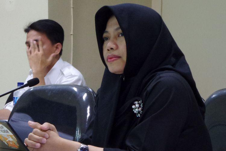 Direktur Eksekutif Perkumpulan untuk Pemilu dan Demokrasi Titi Anggraini