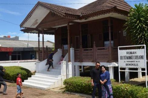 Napak Tilas Rumah Fatmawati di Bengkulu, Rumah Penjahit Bendera Pusaka