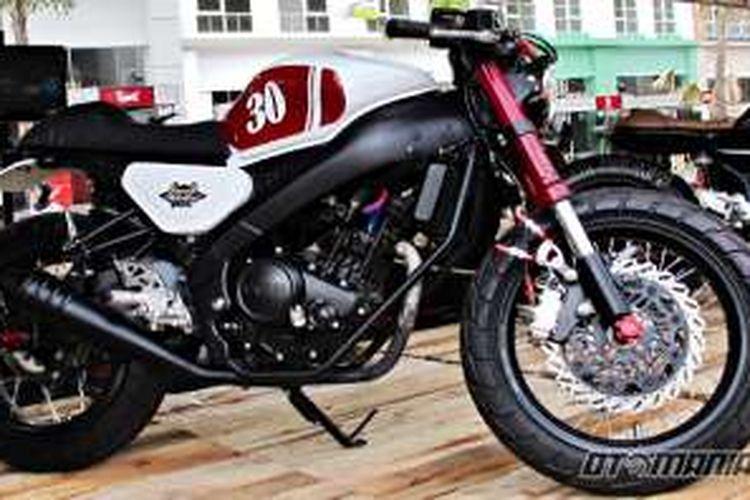 V Ixion Standar Ala Cafe Racer