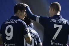 Kontribusi Tiada Banding Cristiano Ronaldo dan Alvaro Morata bagi Juventus Musim Ini