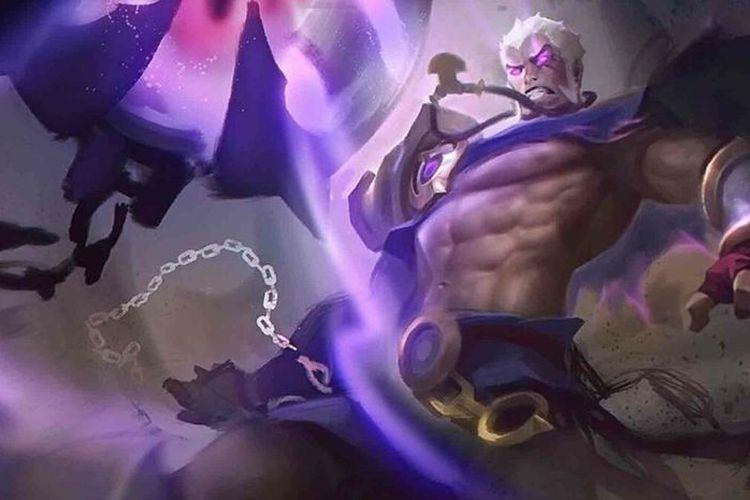 Ilustrasi Phoveus, karakter baru yang akan menyambangi game Mobile Legends: Bang-Bang
