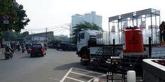 Dukung PSBB, Dompet Dhuafa Hadirkan Mobile Disinfection Chamber dan Hand Wash Station