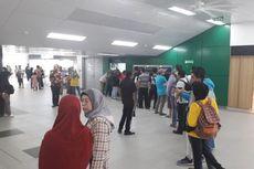 PT MRT Jakarta Larang Gerai Makanan Jual Mie Instan Langsung Seduh