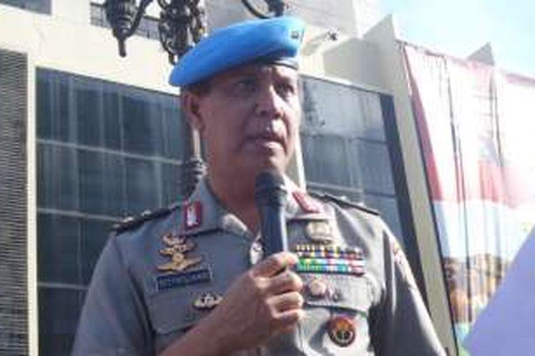Kepala Divisi Humas Polri Irjen Pol Boy Rafli Amar