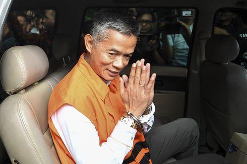 Jokowi Teken Keppres Pemberhentian Wahyu Setiawan sebagai Anggota KPU
