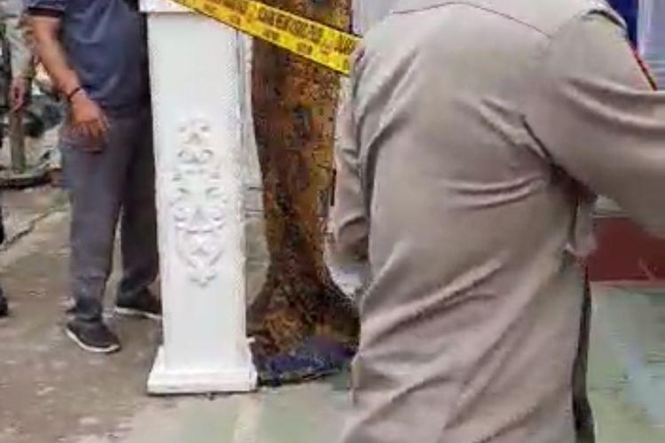Undang 1.000 orang, Resepsi Pernikahan di Kebon Pala Jaktim Dibubarkan Polisi