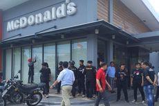 Polisi Amankan 7 Anggota Anarko Perusak McDonald's Makassar saat Hari Buruh