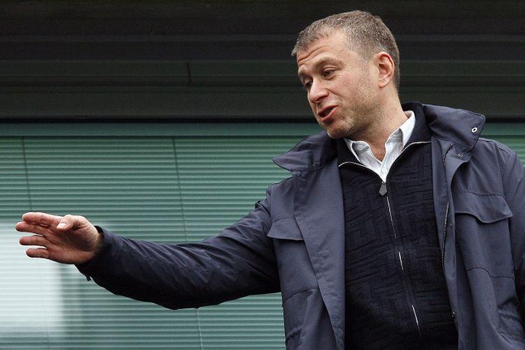 Pengusaha Rusia pemilik klub sepak bola Chelsea, Roman Abramovich.