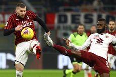 AC Milan Vs Torino, Penghormatan untuk Kobe Bryant dari Rossoneri