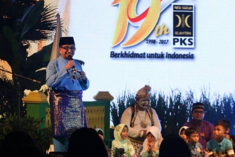 Ketua Majelis Syuro Partai Keadilan Sejahtera (PKS) Salim Segaf Al Jufri.