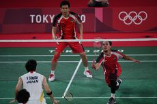 Link Live Streaming Semifinal Badminton Olimpiade Tokyo: Ahsan/Hendra Vs Lee/Wang