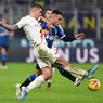 Link Live Streaming AS Roma Vs Inter Milan, Duel Hebat Posisi 2-3